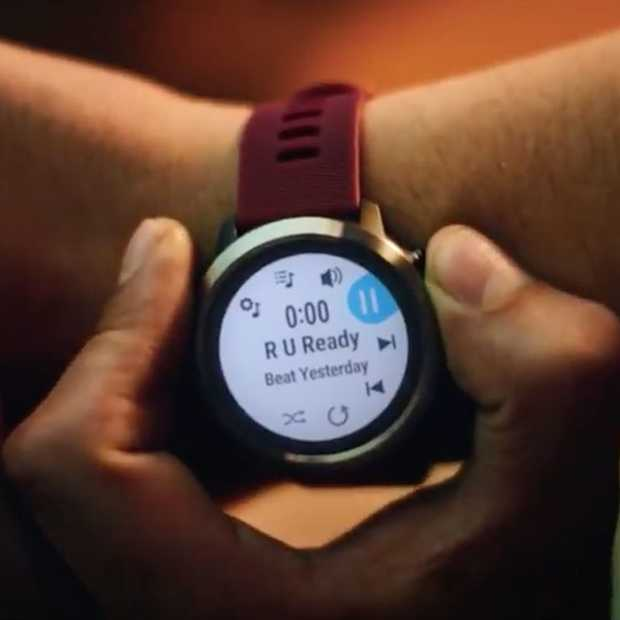 Garmin introduceert​ de Forerunner 645 Music