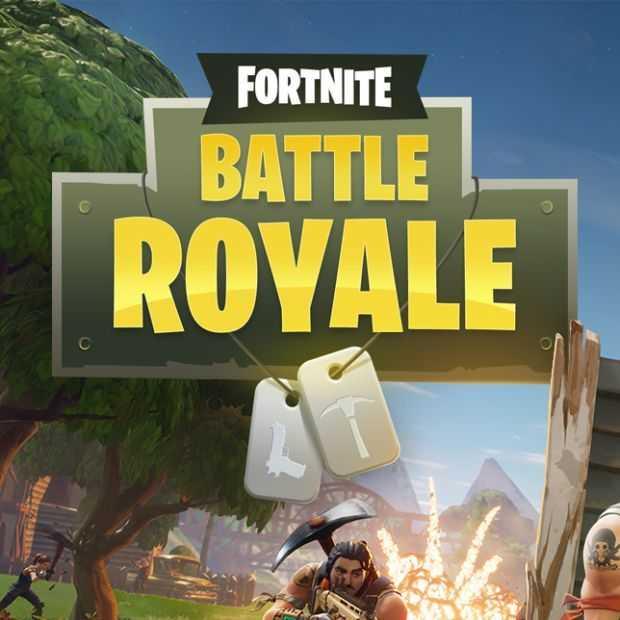 Fortnite Battle Royale: doodgaan is verslavend