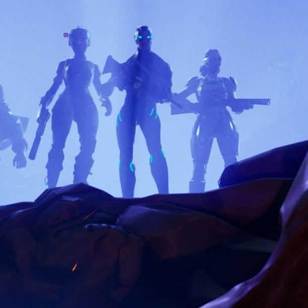 Fortnite season 4 is geland met een flinke knal - maar waar?