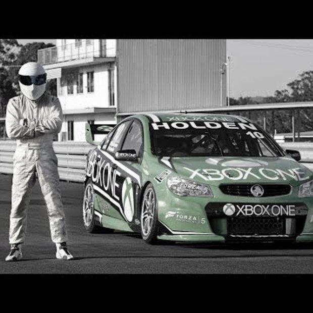 Forza Motorsport 5: Top Gear presents the Stig's Digitial Cousin