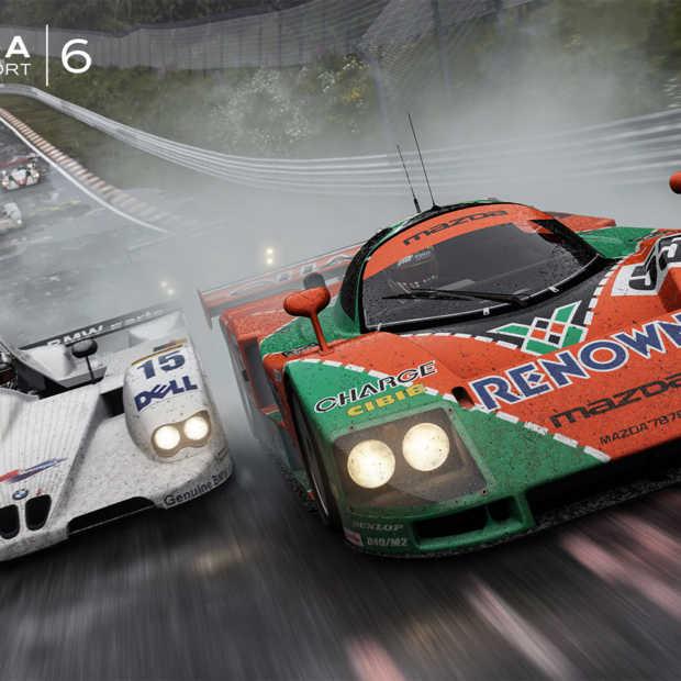 Word zeiknat in Forza Motorsport 6
