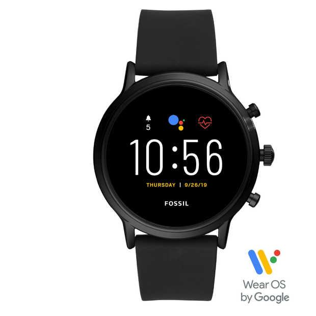 Fossil lanceert de Gen 5 Touchscreen Smartwatch