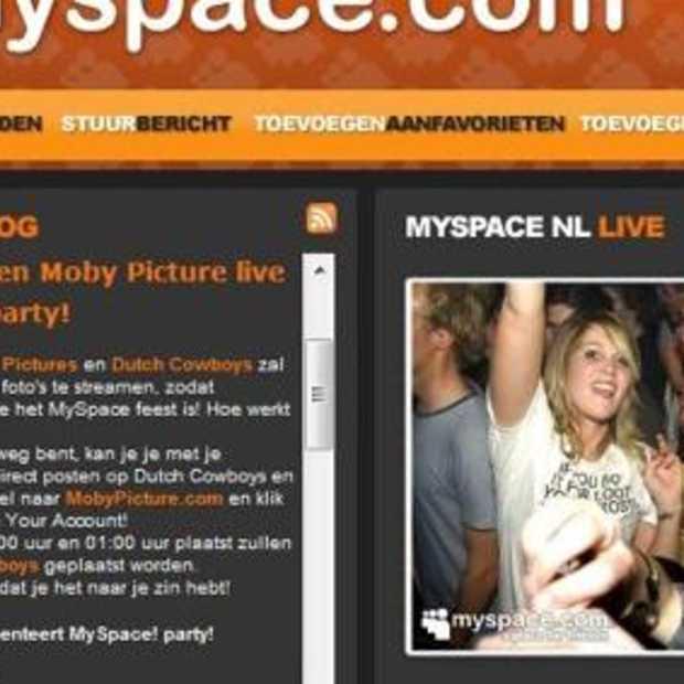 Fotoverslag van het MySpace Live Event