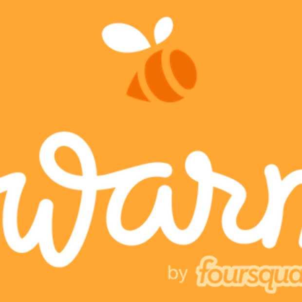 Foursquare splitst op en lanceert nieuwe app Swarm