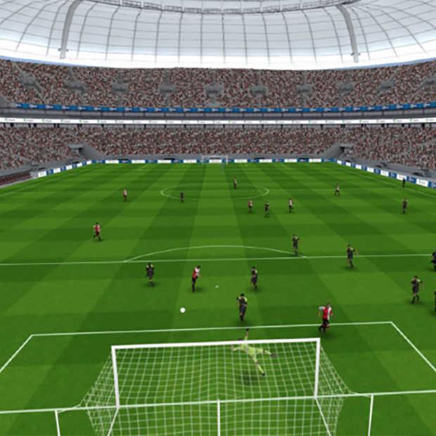 FOX Sports VR applicatie maakt dit weekend zijn debuut