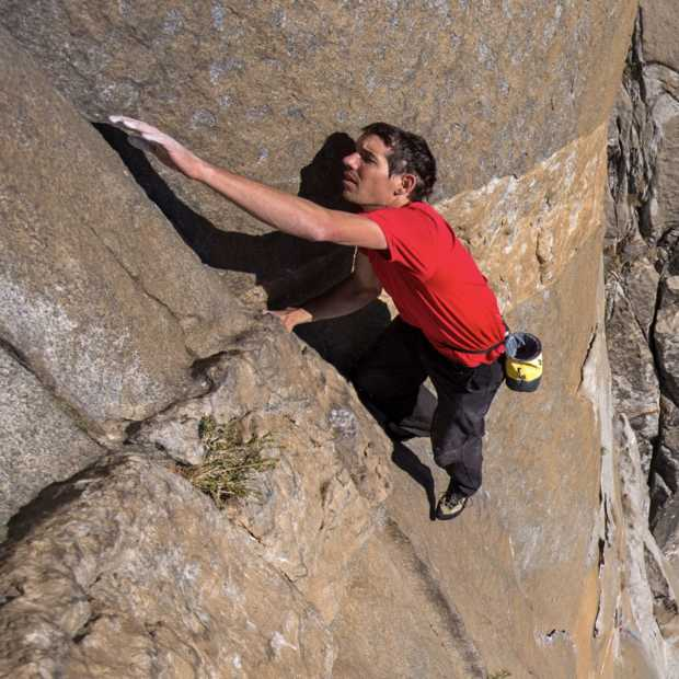 Free Solo, bloedstollende documentaire over de beklimming van El Capitan