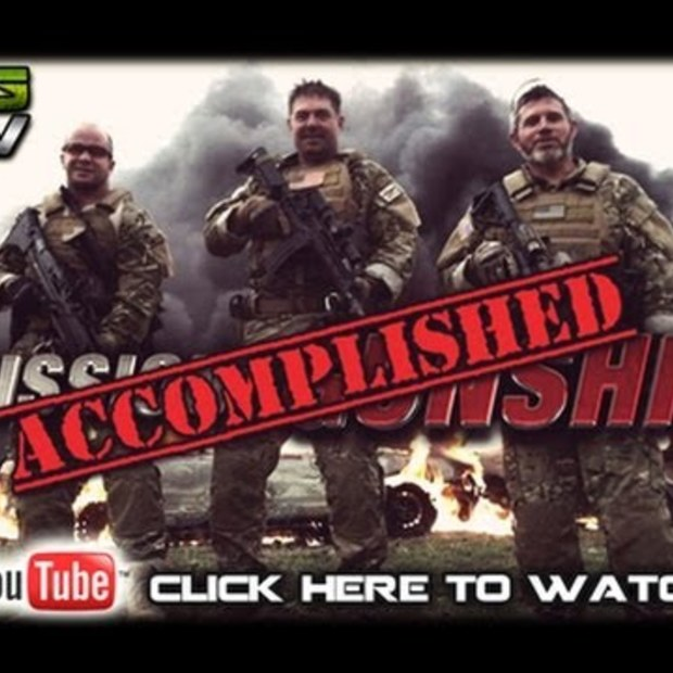 Weekend viral : G Fuel: Mission Gunship | THE MOVIE