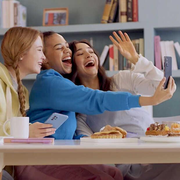 Samsung Galaxy A52, A52 5G en A72, focus volledig op camerakwaliteit