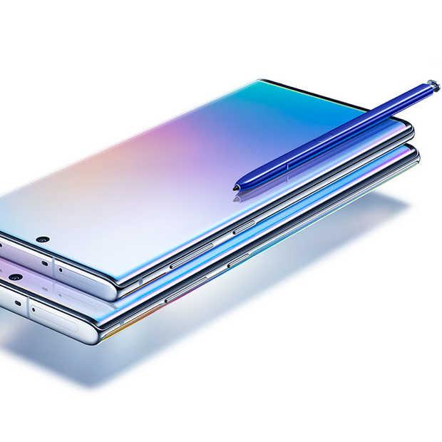 Dit is hem: de nieuwe Samsung Galaxy Note10 en Note10+