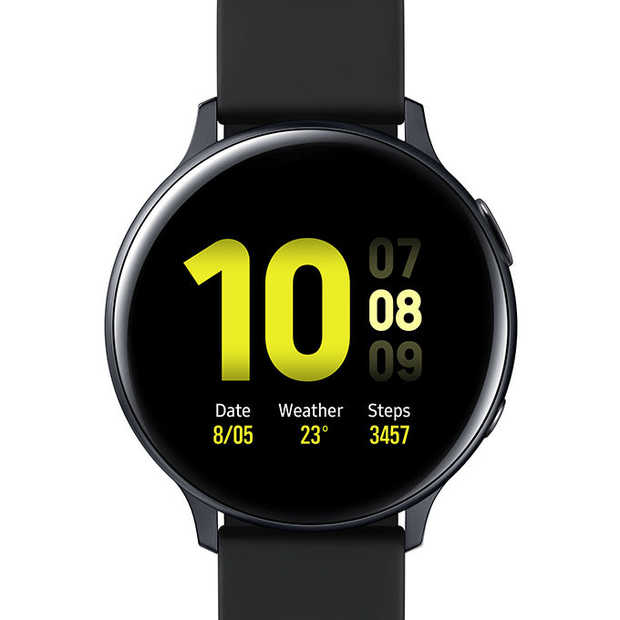 Samsung komt met Galaxy Watch Active2