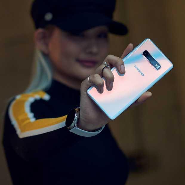 Samsung Galaxy S10: meer scherm, camera's en mogelijkheden