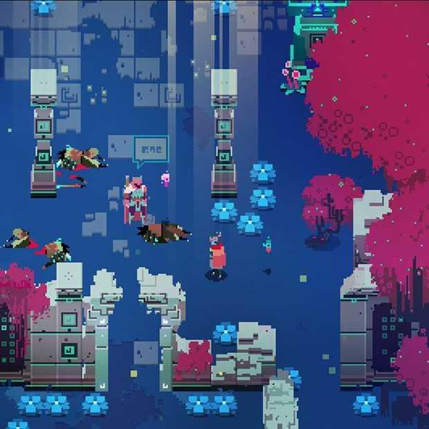 Speeltip voor dit weekend: Hyper Light Drifter op iPhone en iPad