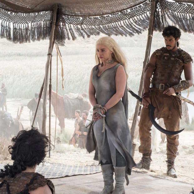 Hilarische bloopers van Game of Thrones seizoen 6