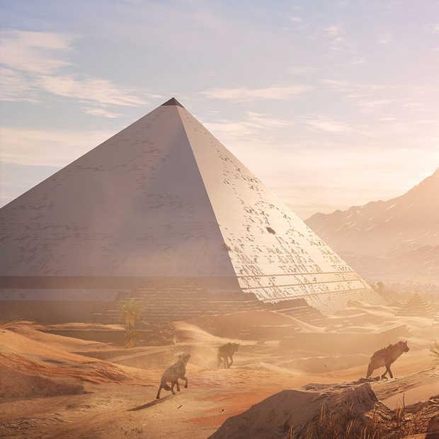 Gamecowboys podcast: Piramidespel