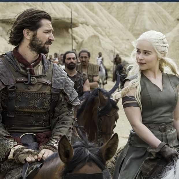 Game of Thrones pakt bergen Emmy's
