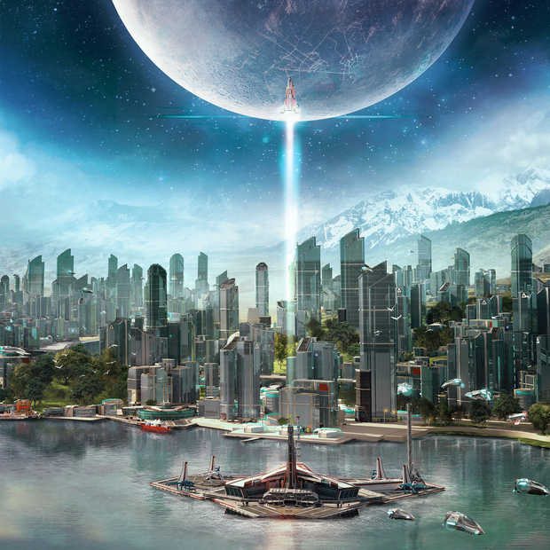 Gamescom 2015: Anno 2205 bouwt verder