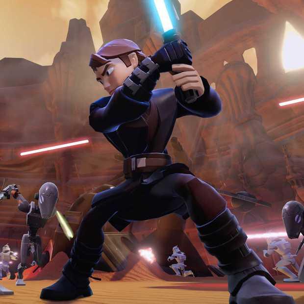 Gamescom 2015: Disney Infinity 3.0 mag iets met Star Wars doen
