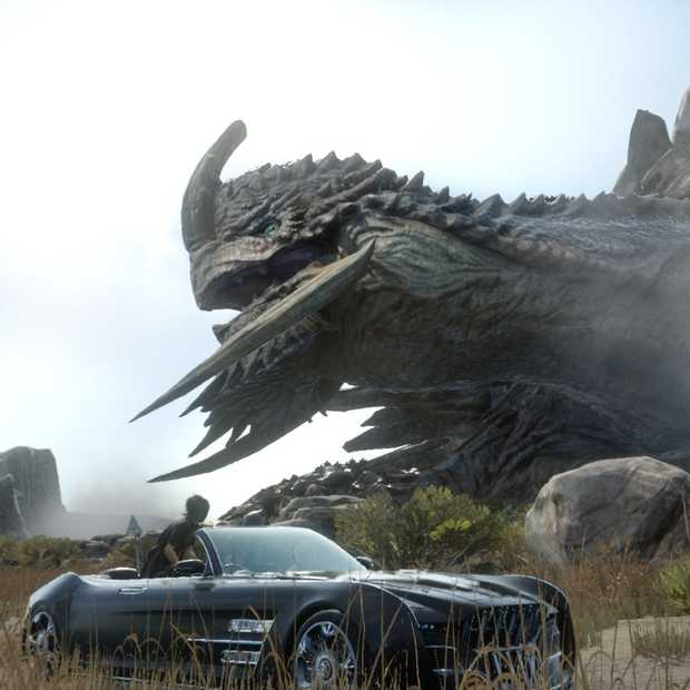 Gamescom 2016: Final Fantasy XV
