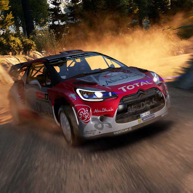 Gamescom 2016: WRC 6