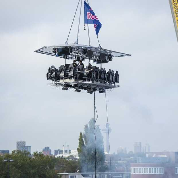 Hoogste extreme sports gaming experience in Rotterdam
