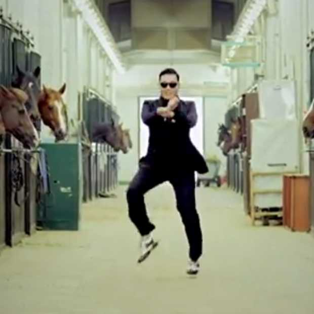 Gangnam Style alleen op YouTube al goed voor 8 miljoen dollar