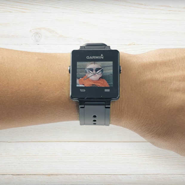 Met de Face-It app van Garmin je Smartwatch personaliseren