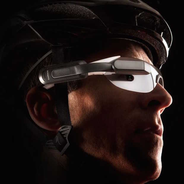 Garmin Varia Vision: een projector in je bril