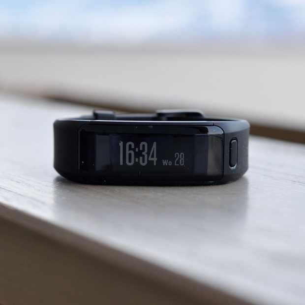 Review Garmin vívosmart HR