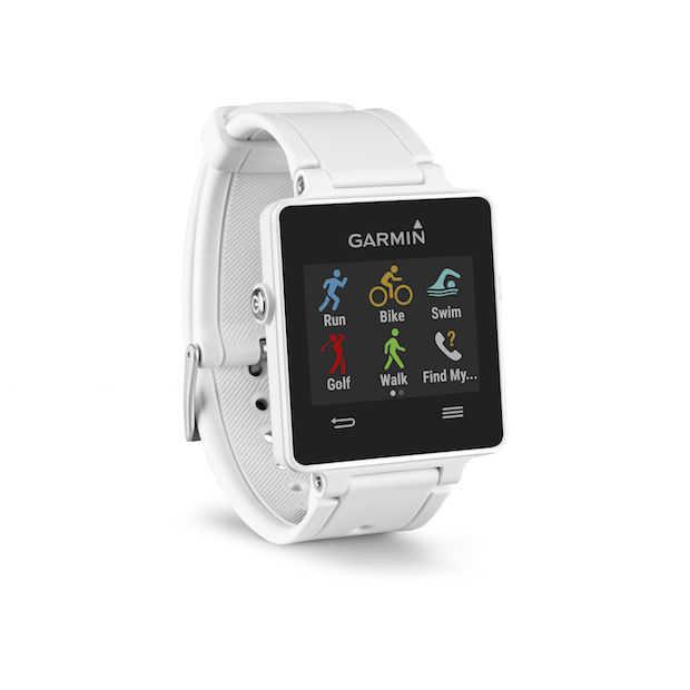 Vívoactiv een GPS wearable van Garmin voor een actieve levensstijl