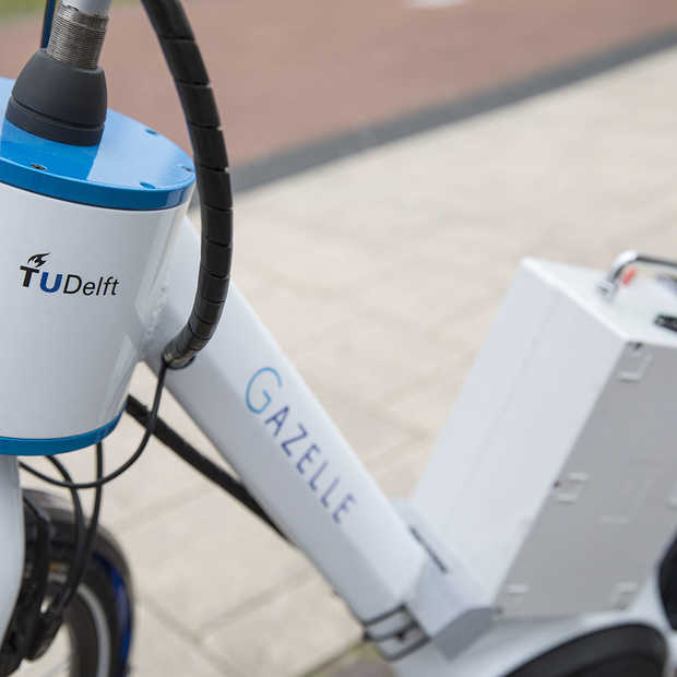 Next thing: een rij-assistent voor fietsers