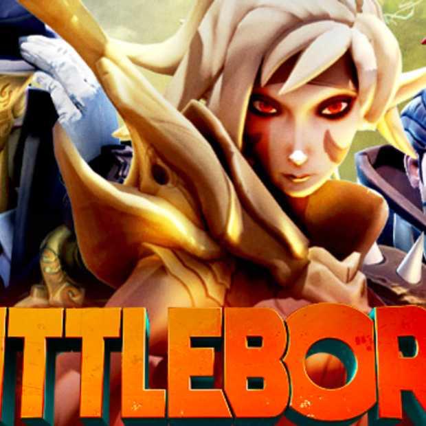 Gearbox Software introduceert Battleborn: een MOBA in de eerste persoon