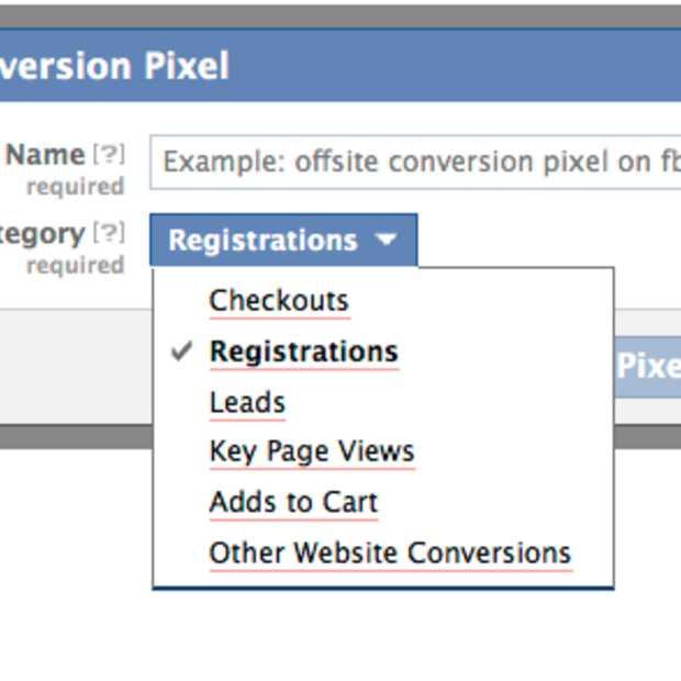 Gebruik jij al de 'conversie pixel' op Facebook