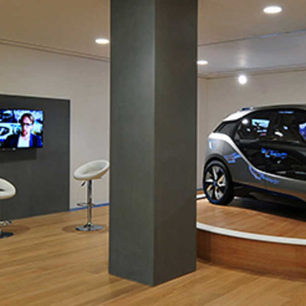 Geopend in Londen: BMW i Store