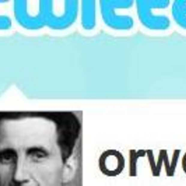 George Orwell blogt en twittert