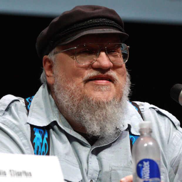 Game of Thrones schrijver verkoopt tv-rechten andere boekenreeks