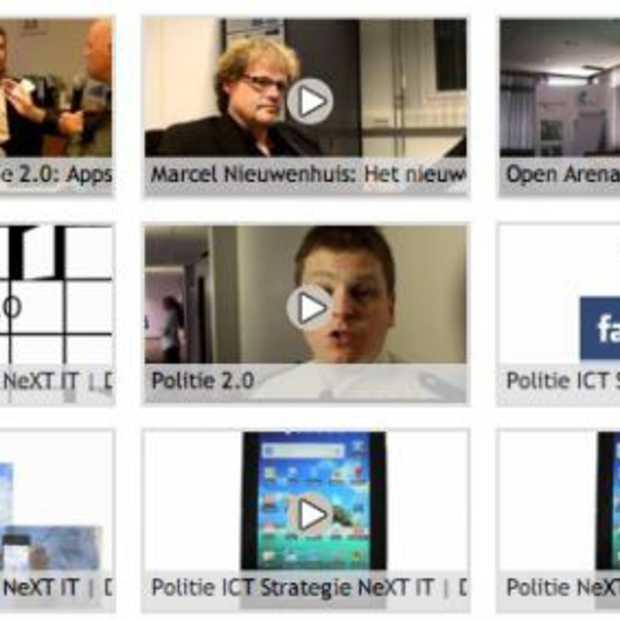 Gepassioneerd over Politie web2.0: Mobile tablets en Apps4cops zijn toekomst!