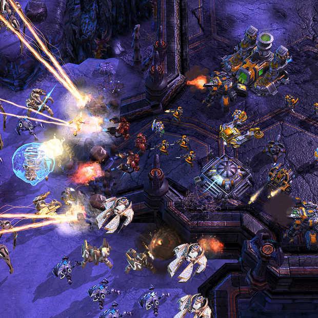Gerucht: Starcraft II had $100 miljoen budget