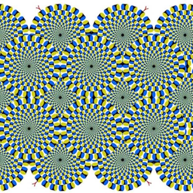 11 optische illusies die jouw brein in verwarring brengen