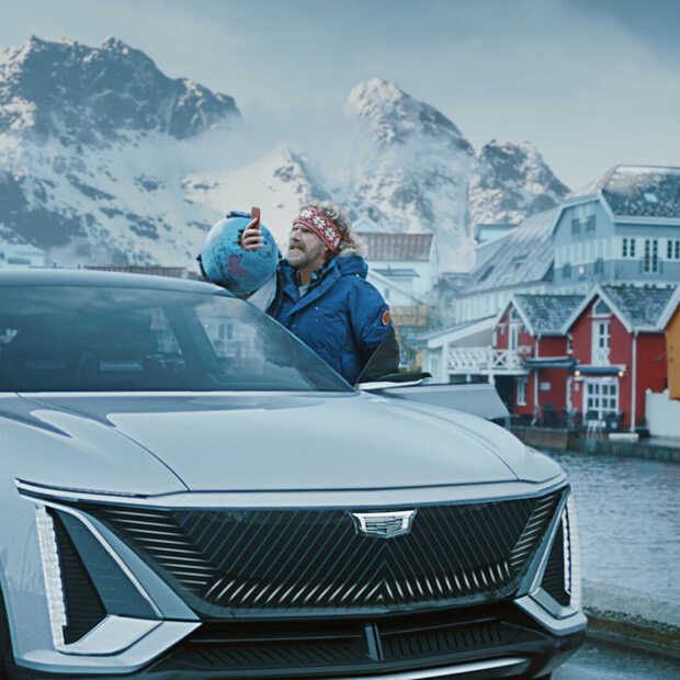 Dit is de SuperBowl-commercial van Will Ferrell voor General Motors
