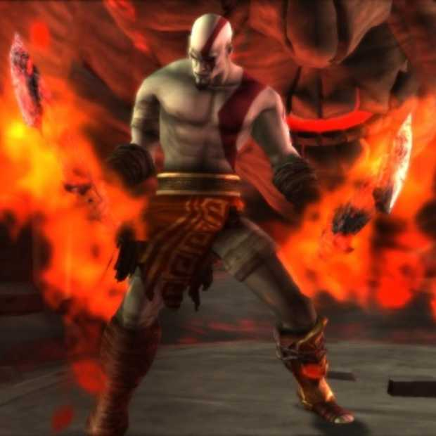 God of War Collection volume 2: Hoe meer Kratos, hoe beter!