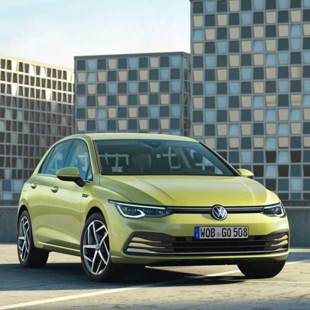 Dit is de nieuwe Volkswagen Golf 8