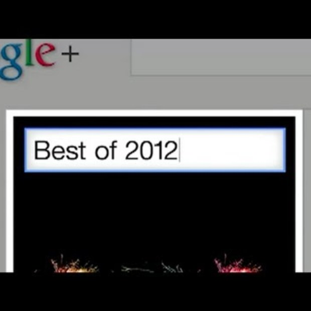 2012 op Google+ - 2012 was nog maar het begin!