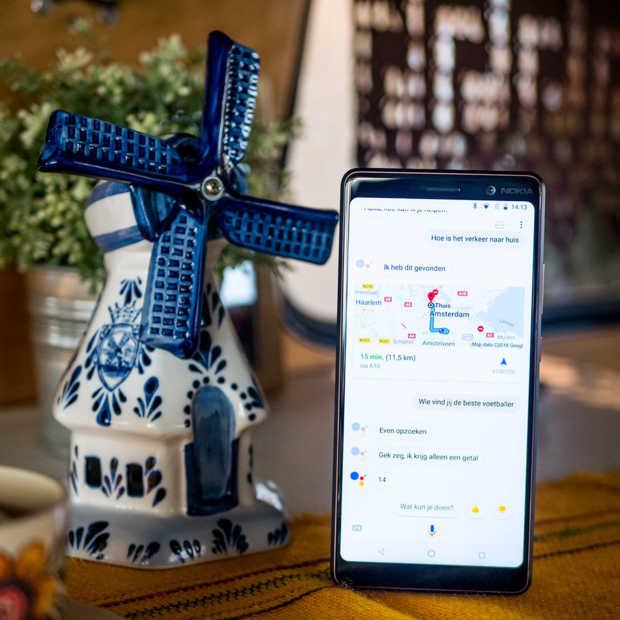 Google Assistent nu ook in Nederland beschikbaar voor iOS & Android