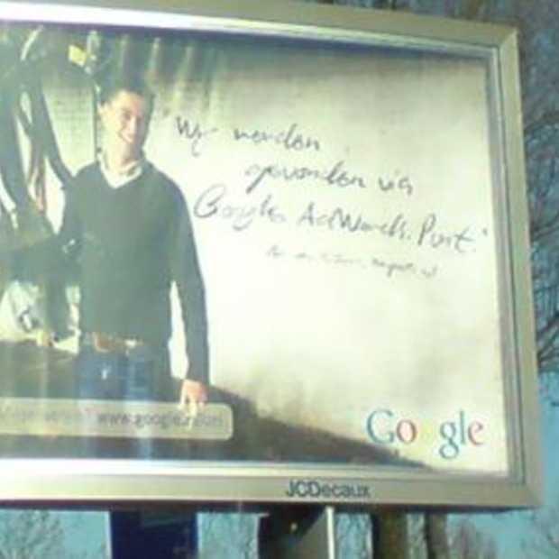 Google at your doorsteps