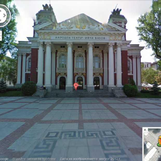 Google breidt Street View dekking in Europa uit