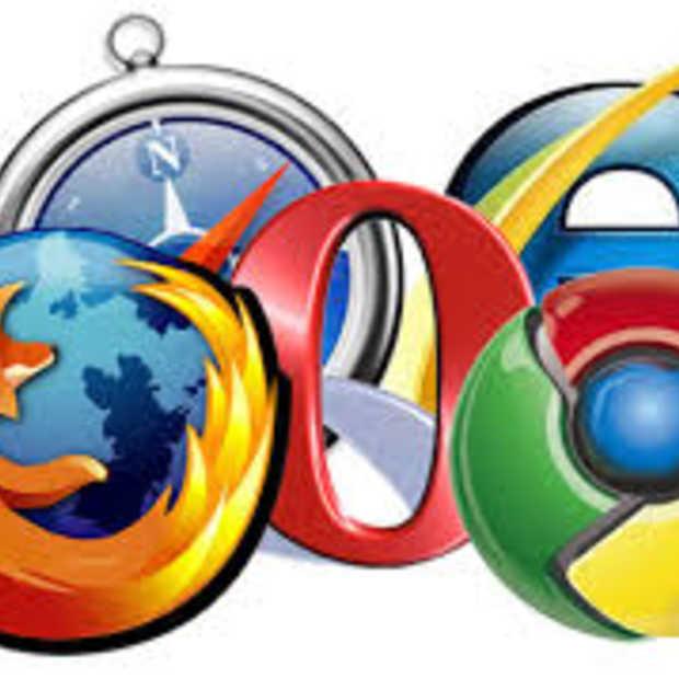 Google Chrome is in alle werelddelen de meest gebruikte browser