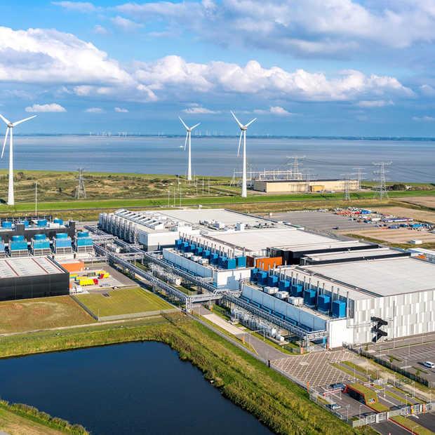 Investering van 1 miljard voor uitbreiding datacentra Google in Nederland