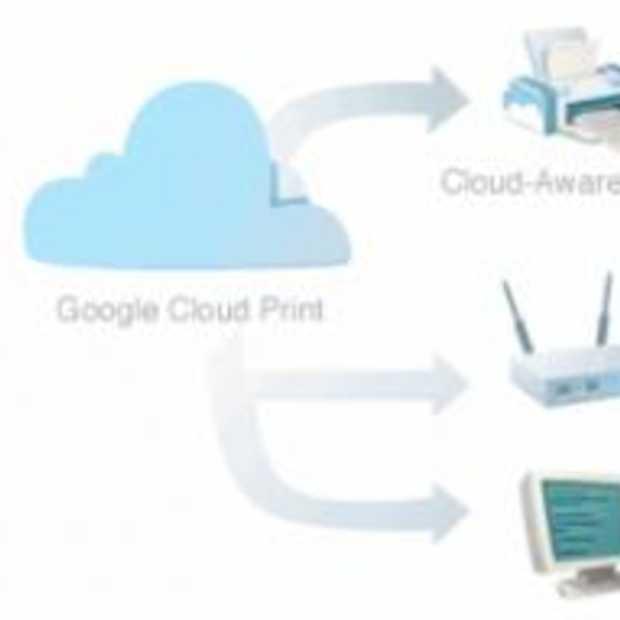 "Google Docs komt met ""Cloud Printing"""