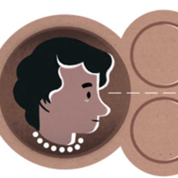 Google Doodle voor Rosalind Franklin