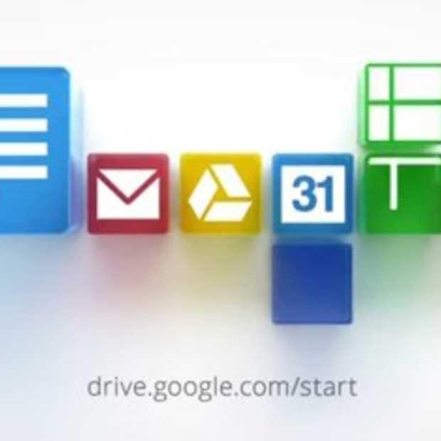 Google Drive officieel aangekondigd